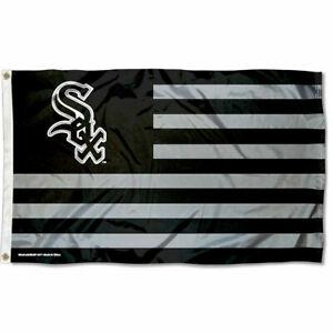 Chicago White Sox Nation Flag Stripes