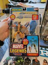 Wolverine (Apocalypse BAF) Action Figure Marvel Legends 2005