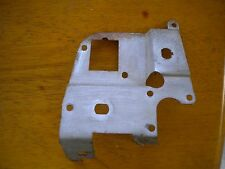1970-74 headlight switch panel switch mounting plate!
