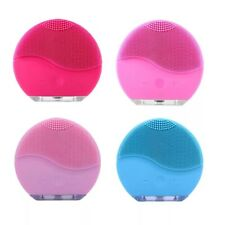 Electric Facial Cleansing Brush Vibration Skin Remove Blackhead Pore Cleanser