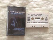 Francesco Guccini – L'Isola Non Trovata Etichetta: Columbia – 3 - Musicassetta