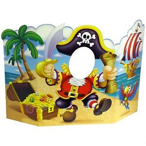 Pirate Party Supplies Party Games - Pirate Photo Prop - 94cm x 64cm
