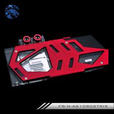 Bykski FOUR FR-N-AS1080STRIX Red Premium GPU Block