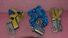 Miller Miller Fall Protection Lanyard Model 216md With Bonus Harness