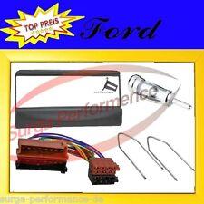 Jahuar & Ford Fiesta Escort Focus Radio Adapter Radio Frame Car Radio Installation Kit