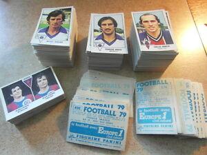 original FOOTBALL STICKERS PANINI FOOT 79 1979 FRANCE Choisir dans liste