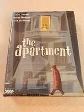 Arrow Academy Lim. Edition 'The Apartment' Sealed New Blu-Ray Oop Jack Lemmon