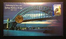2007 $1 PNC - Harbour Bridge 75th Anniversary