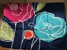 Room Essentials Twin Reversible Comforter Xl Excellent!