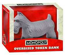 USAopoly Monopoly: Oversized Dog Token Bank NEW IN BOX #sapr16-38