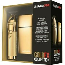 BaByliss PRO FXHOLPK2G GoldFX Collection Trimmer and Shaver *FREE shipping*