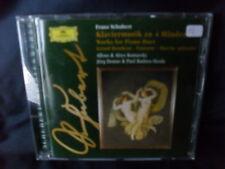 Franz Schubert - Klaviermusik zu 4 Händen  -A. & A. Kontarsky/Demus & B.-Skooda