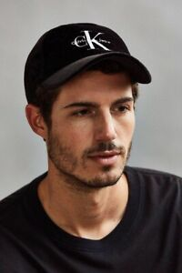 Calvin Klein Velvet Black Adjustsble Hat Soft Vintage Style Urban Outfitters $49