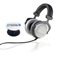 Beyerdynamic DT-880 Pro Semi Open Back Headphones 250 Ohm with Pop socket