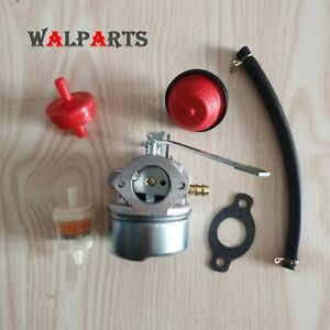 "Carburetor Carb For MTD Yard Machines Single-Stage (21"") 4.5-HP Snow Blower"