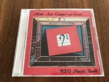 Red Music Book by Alan Ace Cooper and Friends (CD 2006 Thumpasaurus Music)