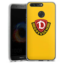 Huawei Honor 8 Pro Silikon Hülle Case - Dynamo Gelb
