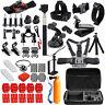 Camera Kits Mount Set for Go Pro 7 6 5 SJCAM SJ4000/Xiaomi Yi for Eken H9 Tripod