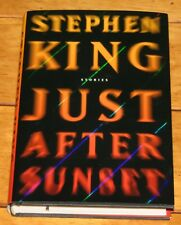 Stephen King's JUST AFTER SUNSET -  FREE SHIPPING