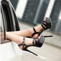 -Sandales Cuir Vernis Sexy Mode Fashion Haut Talons P34 au 43! NEUVES! 6d4069c835bd
