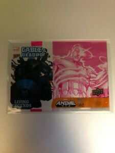 2020 Upper Deck Marvel Anime Stax Cable SS-2A
