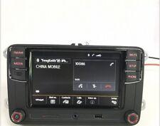 "VW RCD 330 Plus 6,5"" Zoll Autoradio Touch Display, Bluetooth neuwertig"