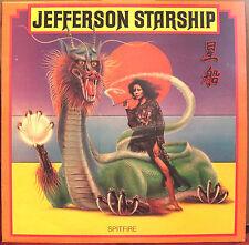 GRUNT LP BFL1-1557: JEFFERSON STARSHIP - Spitfire - 1976 UK OOP NM