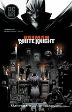 DC Batman White Knight Trade Paperback Comic Book