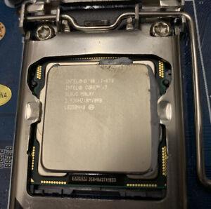 Intel Core i7-870 (1st gen), 2.93ghz, SLBJG, Quad-Core Prozessor, CPU