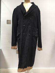 Comme Des Garçons Homme Plus Evergreen Coat Long Jacket Size LL