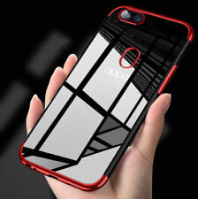 For OPPO A73 F1s R11s A57 Shockproof Soft TPU Clear Ultra Thin Slim Case Cover