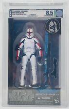 "Star Wars Black Series ""Clone Trooper Captain"" #13 AFA U8.5 (Archival)"
