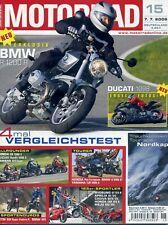 MOTORRAD Zeitschrift 15/2006