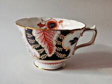 Royal Crown Derby BATTERSEA Scalloped Edge Odd Tea Cup [no saucer]