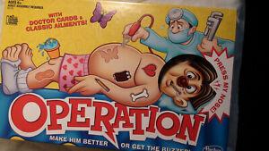 Hasbro Gaming OPERATION  B2176 Age 6+