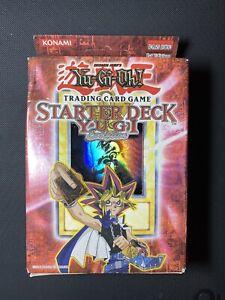 Yu-Gi-Oh - 1st Edition Yugi Evolution Starter Deck - BOXED, MINT