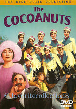 The Cocoanuts (1929) - The Marx Brothers - DVD NEW