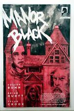Manor Black #2 (of 4) • Cover B • Dark Horse Comics • 2019 • NM Unread