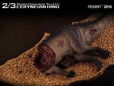 REBOR Tenontosaurus tilletti corpse (Ceryneian Hind) Dinosaur Model Statue BNWT