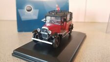 OXFORD - AUSTIN LOW LOADER TAXI 1/43 SCALE AT004