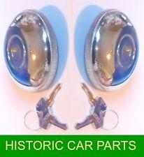 2 Bloccaggio Benzina Carburante Tappo & Chiavi Per Morris Mini Cooper S Mk2 MK 2 1966-70