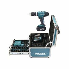 MAKITA - Visseuse-perceuse a percussion 18V 42Nm + acc supl en coffret 2x BL1830