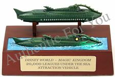Disney Olszewski NAUTILUS 20,000 Leagues Under The Sea Attraction Vehicle Ship