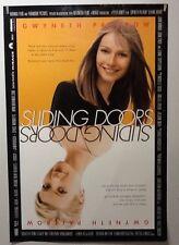 Original Movie Poster For Sliding Doors Single Sided  27x40