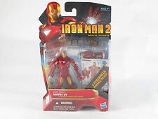 "MARVEL Universe Iron Man Mark VI 10 Movie Serie 4"" Figura maggior parte dei nuovi"