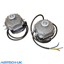 """300mm 12 /""""Pollici Alluminio Frigorifero Congelatore FAN MOTOR LAMA 28 ° PITCH soffiando tipo"""