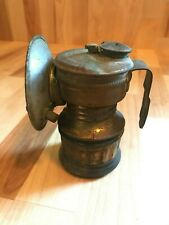 Vintage Carbide Miner's Lamp Guys Dropper, Universal Lamp Company