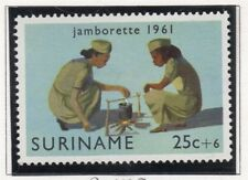 Suriname 1961 Early Issue Fine Mint Hinged 25c. 169003