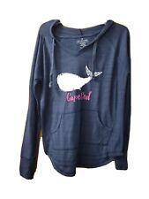 Soft As a Grape Lady'S Long Sleeve T-shirt Cape Cod Whale