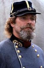 Réplica de guerra civil confederados general Pickett Kepi Cap grande 58/59cms Gettysburg